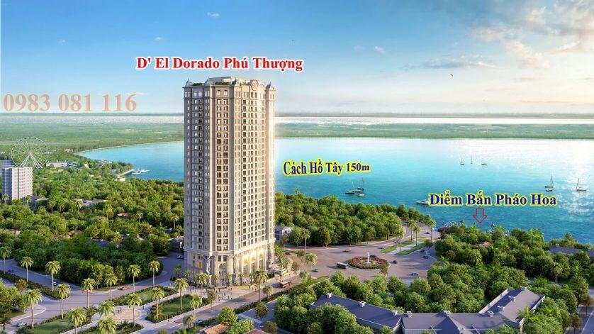 dự án D'. El Dorado Premium