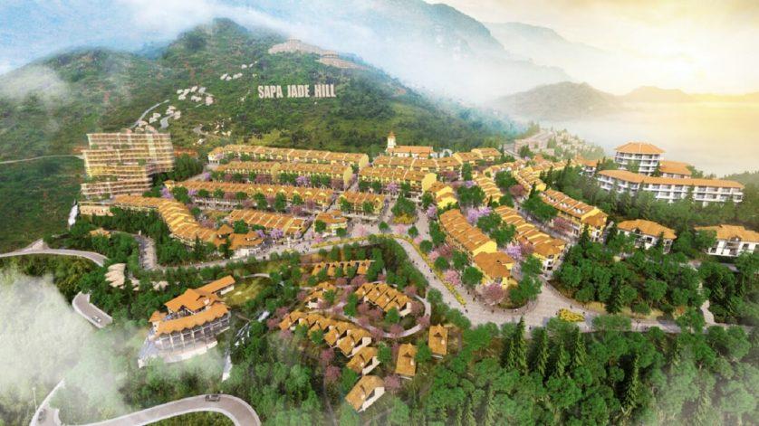 dự án condotel sapa jade hill