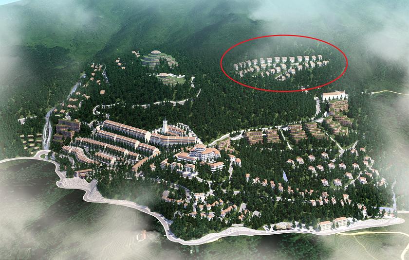 biệt thự samu sapa jade hill