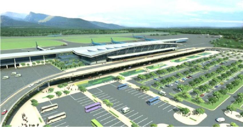 sân bay tại lào cai