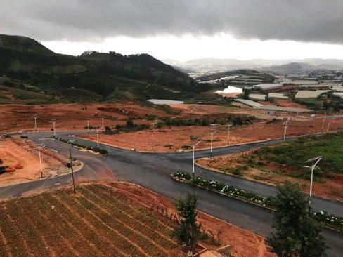 dự án langbiang town