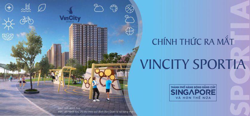 vincity sportia